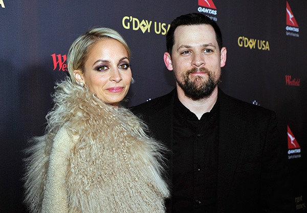 Nicole Richie e Joel Madden (Foto: Getty Images)
