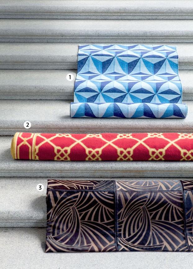 Tapetes Desfilam Em Pal 225 Cio Paulista Casa Vogue Design