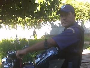 guarda municipal é morto em marica (Foto: Mauro Luis/LSM Notícias)