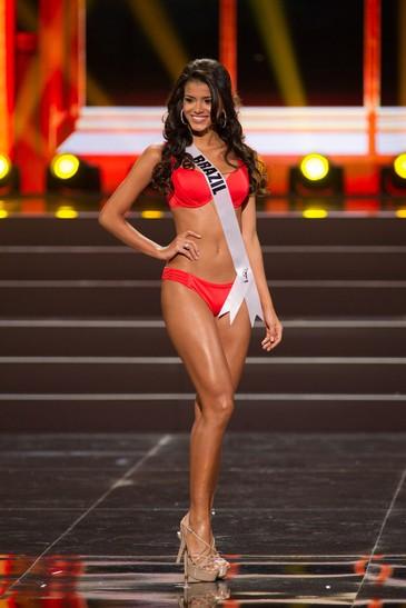 Jakelyne Oliveira, a Miss Brasil 2013 (Foto: Miss Universe Site Oficial/Reprodução)