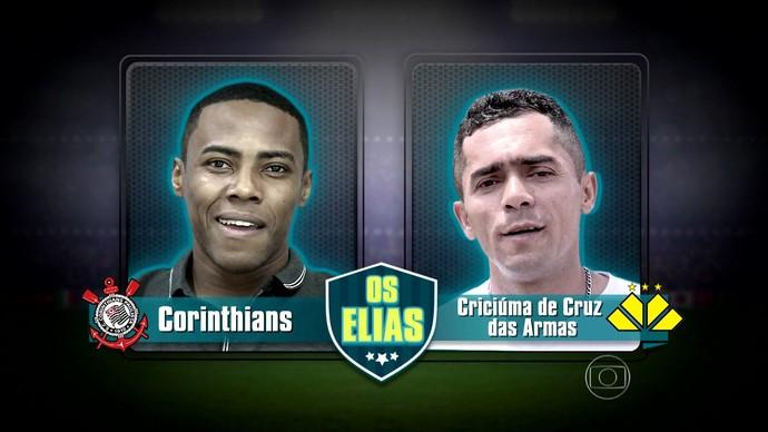 Os Elias no Caldeirão do Huck (Foto: TV Globo)