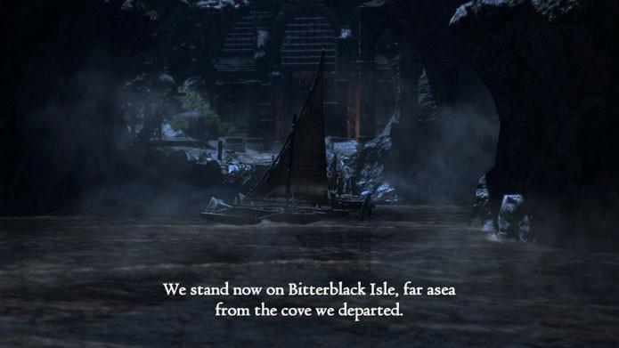 Dragons Dogma acompanha a expansão Dark Arisen que traz a Bitterblack Isle (Foto: Reprodução/Tais Carvalho)