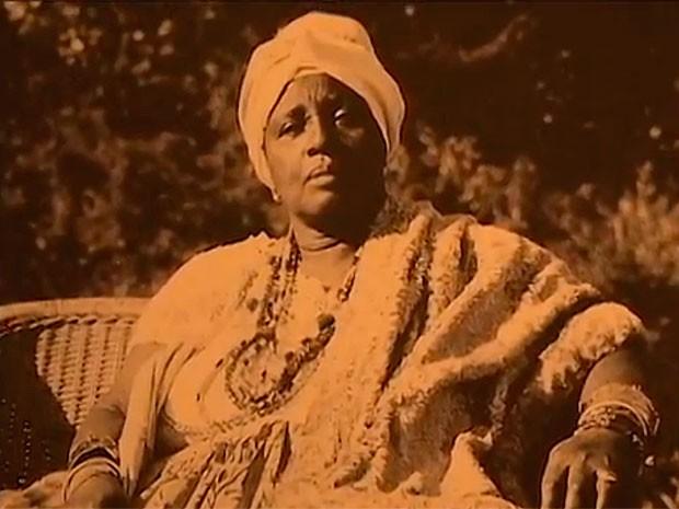 mãe senhora (Foto: Reprodução / TV Bahia)