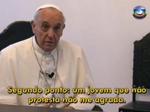 papa jovens fantastico (Foto: Reprodução/TV Globo)