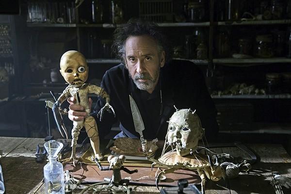 Tim Burton (Foto: Divulgação)