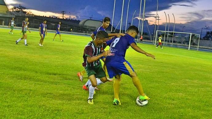 São Paulo-AP; Lagoa; Sub-20; Amapá; Futebol (Foto: Rosivaldo Nascimento/Arquivo Pessoal)