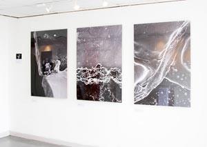 Projeto foi exposto em uma galeria de Londres (Foto: Divulgação/Luke Evans e Joshua Lake)