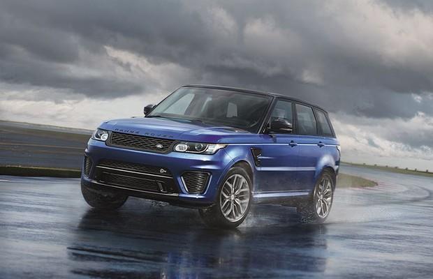 Land Rover Range Rover Sport SRV (Foto: Divulgação)