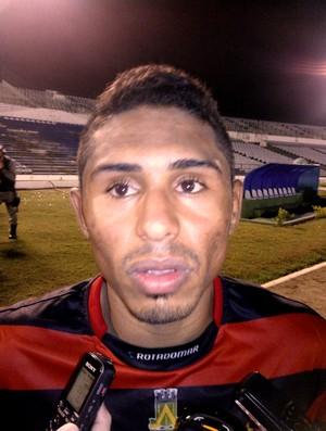 Jeferson Maranhese, Campinense, Paraíba (Foto: Silas Batista/Globoesporte.com)