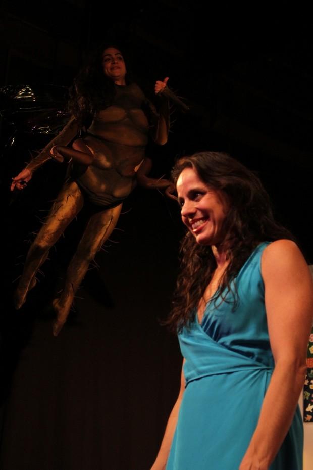 Claudia Mauro (Foto: Anderson Borde/AgNews)