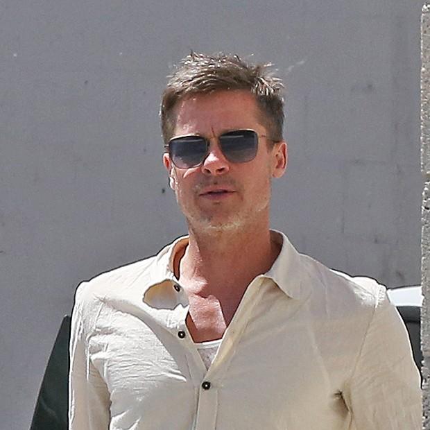 Brad Pitt (Foto: GrosbyGroup)