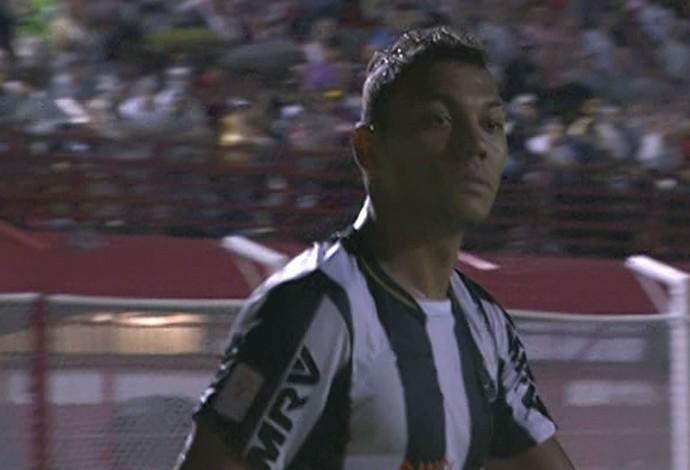 Lateral Alex Atlético-MG (Foto: Reprodução \PremiereFC)