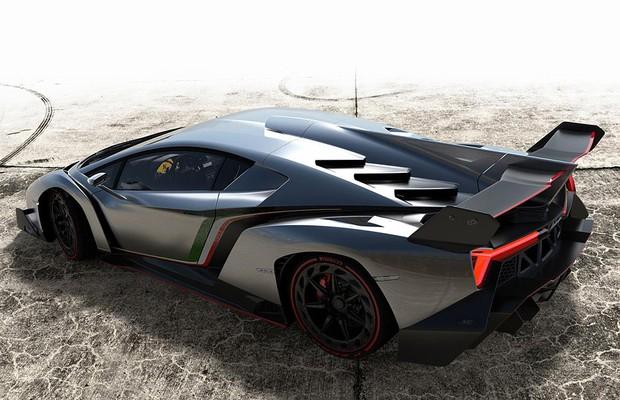 Lamborghini Veneno Coupe A Venda Por Preco Tres Vezes Maior Que O De