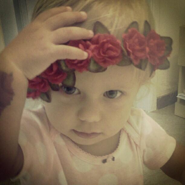 Bruna Luz, filha de Carolinie Figueiredo (Foto: Instagram / Reprodução)