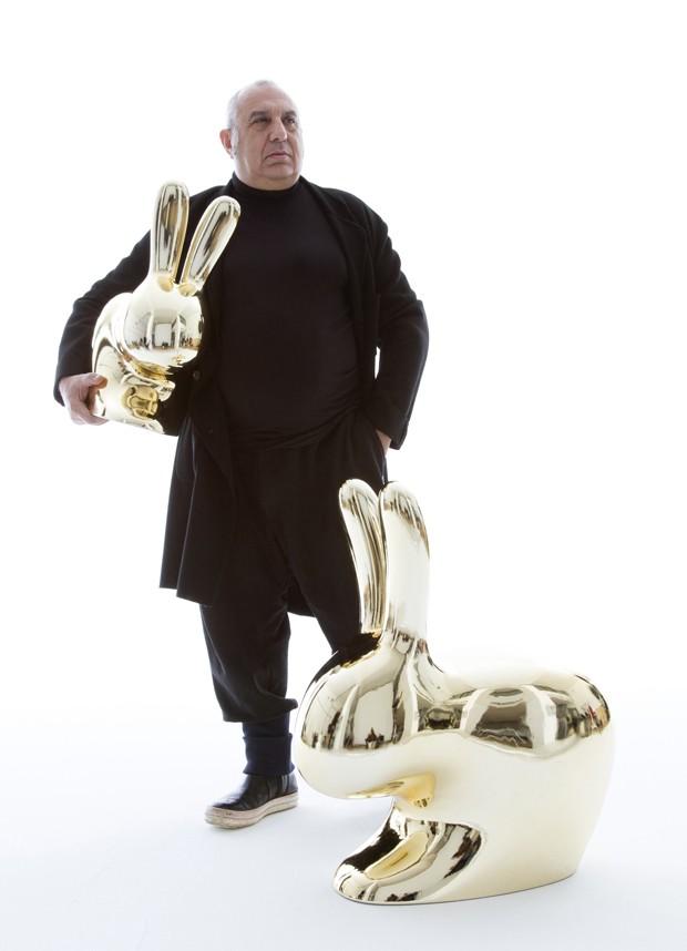 Qeeboo traz objetos inéditos para o Salão do Móvel de Milão  (Foto: Divulgação)