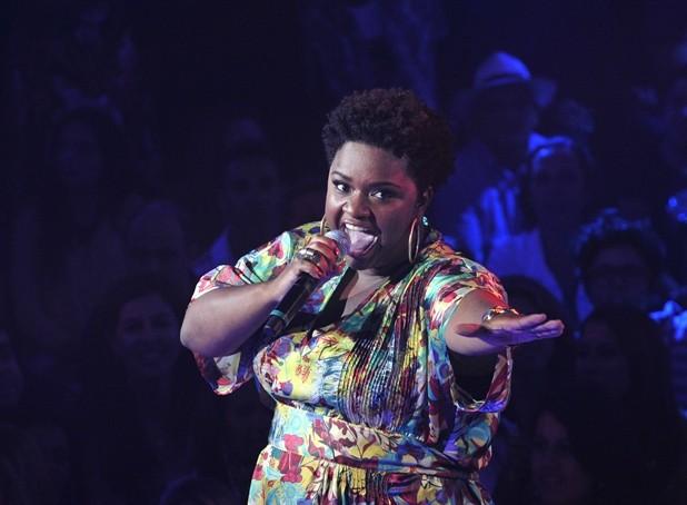 Ellen Oléria foi a campeã da primeira edição do programa; o próximo pode ser você (Foto: TV Globo/Alex Carvalho )