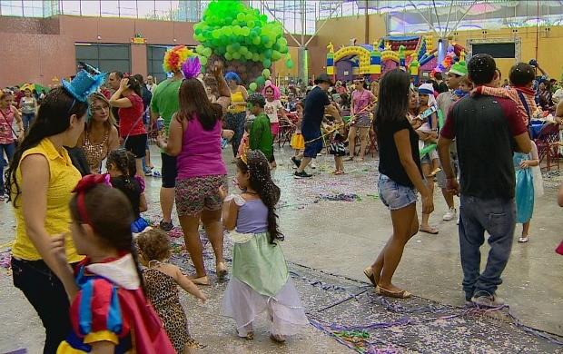 Evento ocorreu no Studio 5, em Manaus (Foto: Amazonas TV)