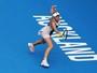 Wozniacki estreia com vitória, e Venus cai para russa de apenas 18 anos