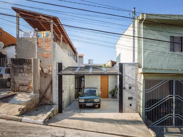 Casa vila matilde arquitetura de qualidade e acess vel for Fotos de casas modernas brasileiras