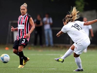 Luize (Foto: Pedro Ernesto Guerra Azevedo / Santos FC)