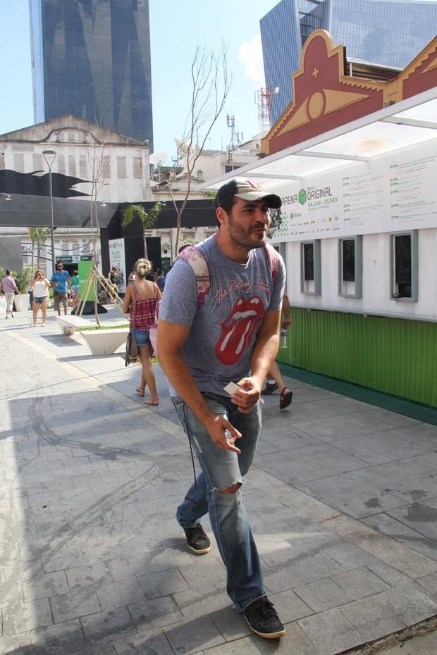 Thiago Lacerda (Foto: Wallace Barbosa/AgNews)