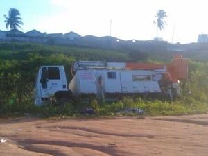 Danilo dos Santos, 23, morreu enquanto prestava serviço de eletricista no momento que foi atingido (Foto: Arquivo Pessoal/José da Silva)
