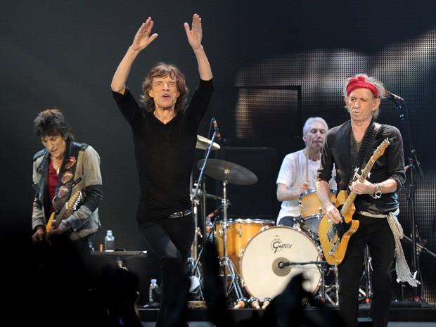 Rolling Stones confirmaram shows no Brasil em fevereiro (Foto: Divulgação/Brian Rasic)