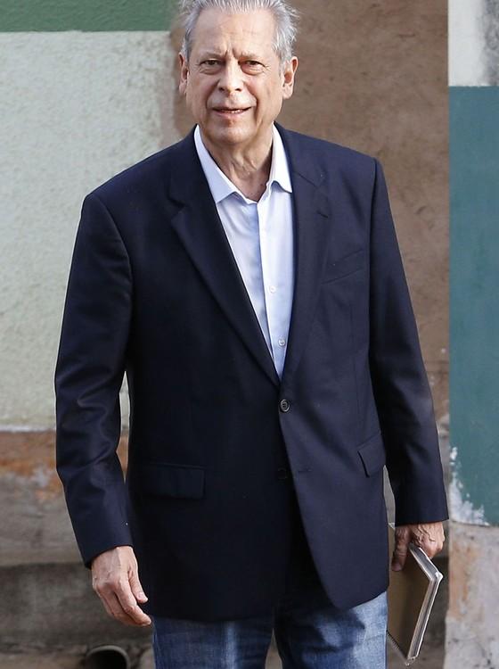 Jose Dirceu. (Foto: DIDA SAMPAIO/ESTADÃO CONTEÚDO)