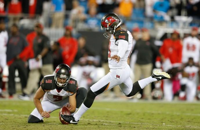 Roberto Aguayo Tampa Bay Buccaneers NFL (Foto: Reuters)