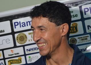 Betinho vai comandar o Confiança na Série D  (Foto: Felipe Martins)