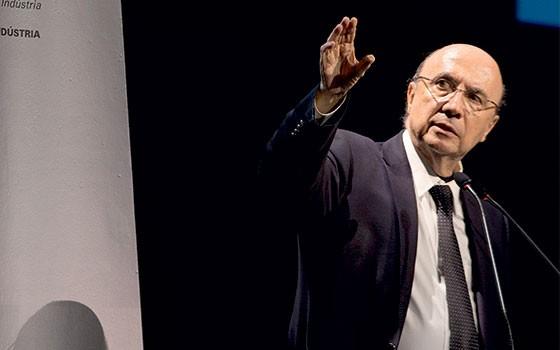 Ex-presidente do Banco Central Henrique Meirelles  (Foto: Ed Ferreira/Brazil Photo Press/Folhapress)