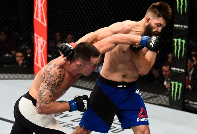 Colby Covington Bryan Barberena UFC Sacramento (Foto: Getty Images)