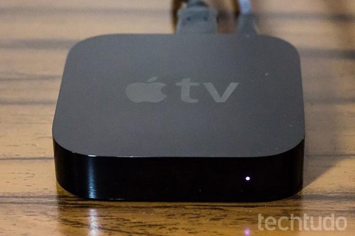 Como resolver problemas de inicialização, imagem e som na Apple TV (Foto: Alessandro Junior/TechTudo)