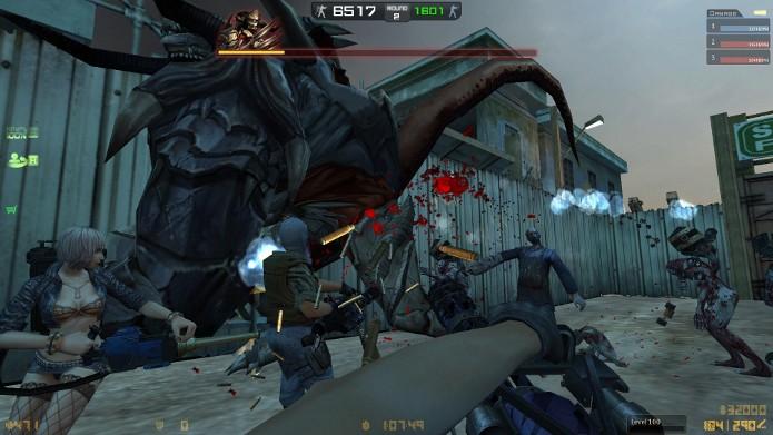 Counter Strike Nexon: Zombies terá mais de 20 modos de jogo. (Foto: Divulgação)