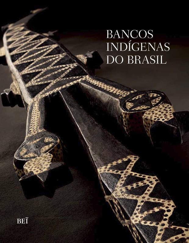 Livro de design reúne coleção de bancos indígenas  (Foto: Divulgação)