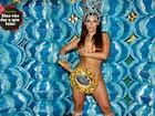 Suzy Cortez revela que vai desfilar sem tapa-sexo no carnaval: 'Quase pelada'