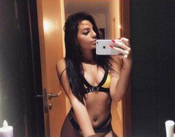 a modelo portuguesa Natacha Rodrigues (Foto: Reprodução/Instagram)