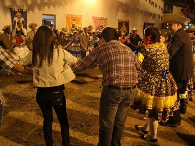 III Arraiá IF Sudeste Santos Dumont (Foto: Assessoria IF Sudeste Santos Dumont/ Arquivo)