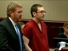 Atirador de cinema é condenado a 12 penas de prisão perpétua nos EUA