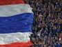 Partida entre Tailândia e Austrália  terá luto e silêncio após morte de rei