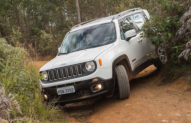 Jeep Renegade (Foto: Divulgação)