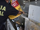 Mais de quatro toneladas de drogas são incineradas em Sergipe