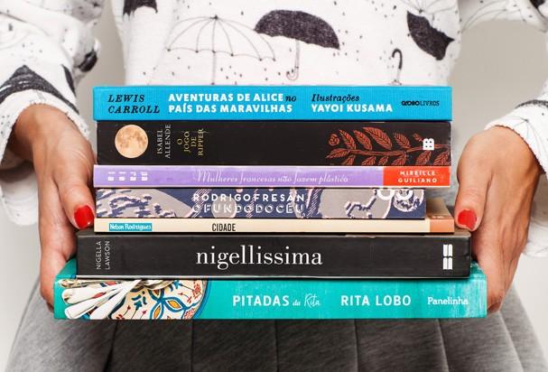 Selecionamos livros, séries e músicas (Foto: Larissa Felsen/Arquivo Glamour (livros))