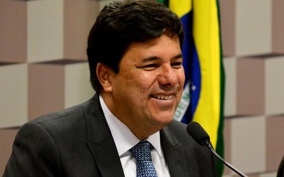 O ministro da educação, Mendonça Filho. (Foto: RENATO COSTA /FRAMEPHOTO/ESTADÃO CONTEÚDO)