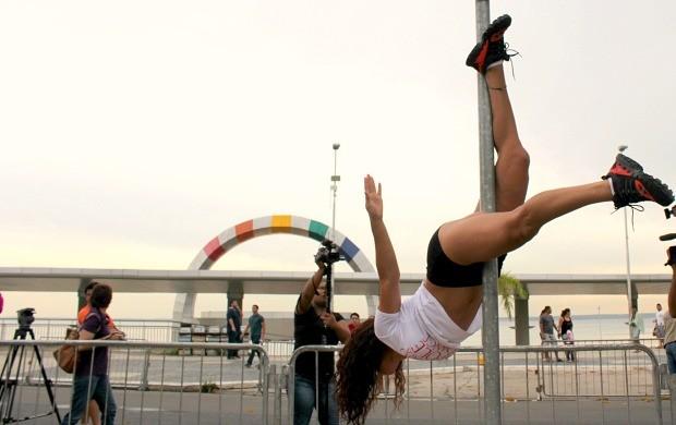 Pole Dance Manaus (Foto: Isabella Pina)