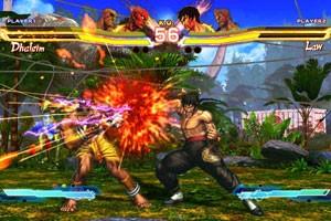 'Street Figther X Tekken' do PS Vita chega em 23 de outubro Fy432bnu