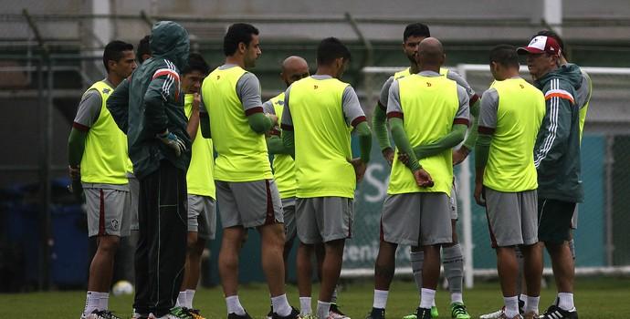 treino, fluminense, laranjeiras (Foto: Nelson Perez/Fluminense FC)