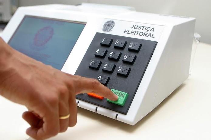 Atenção na urna: não leve celulares, câmeras nem faça uma selfie (Foto: Divulgação/TSE)