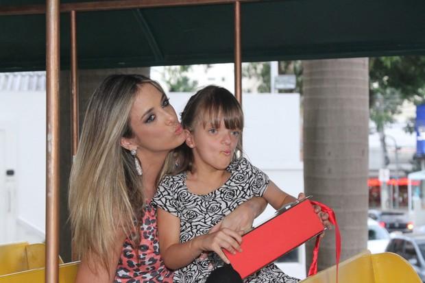 Ticiane Pinheiro e Rafa Justus (Foto: Paduardo e Thiago Duran / AgNews)