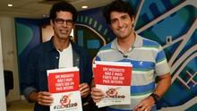 Artistas e personalidades participam de campanha da Rede Bahia (Eli Cruz)